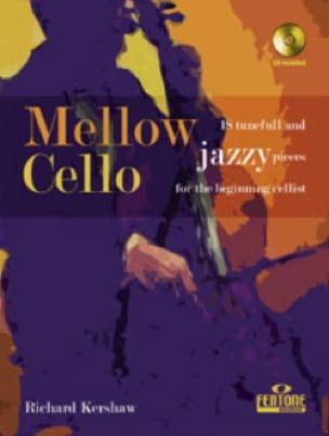 Mellow Cello - Richard Kershaw - Partition - laflutedepan.com