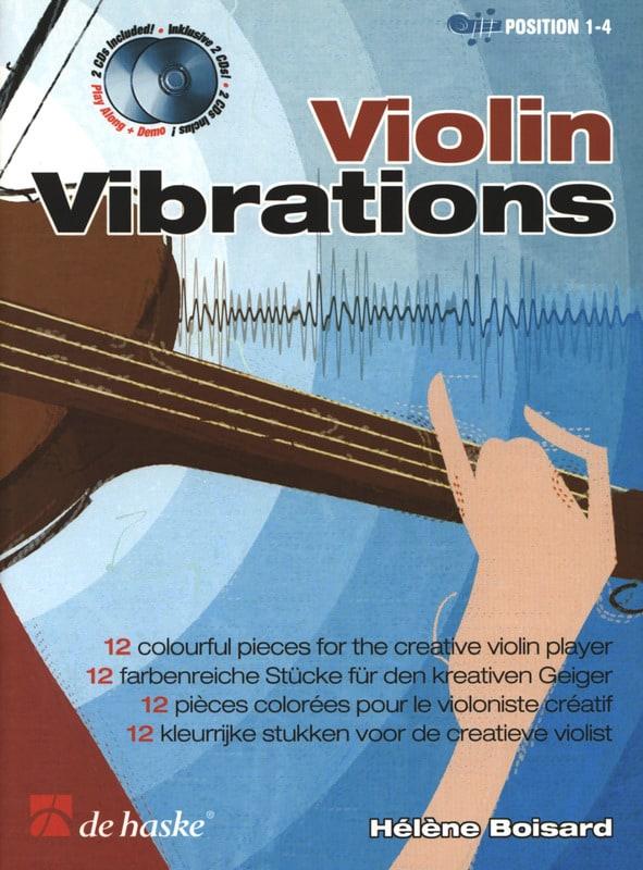 Violon Vibrations - Hélène Boisard - Partition - laflutedepan.com