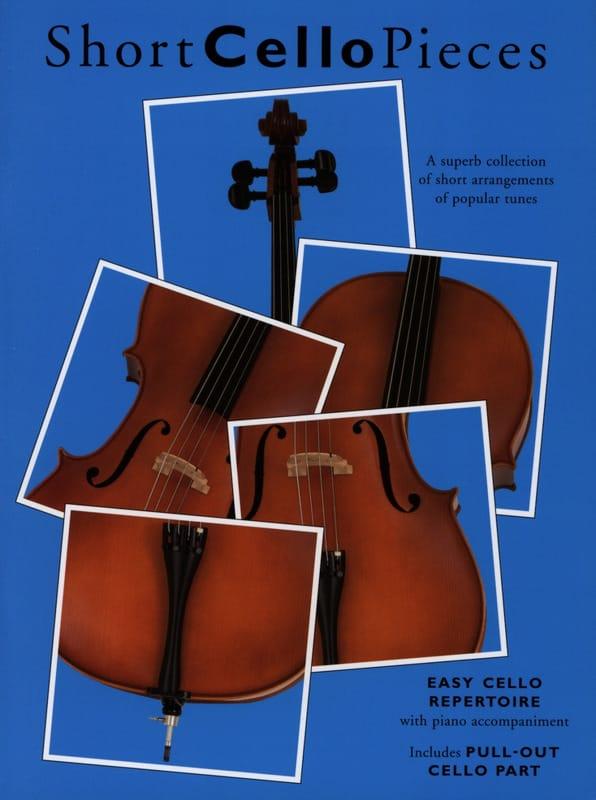 Short Cello Pieces - Hywel Davies - Partition - laflutedepan.com