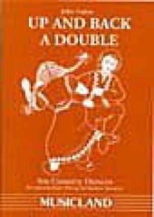 Up and Back a Double - String ensemble - John Auton - laflutedepan.com