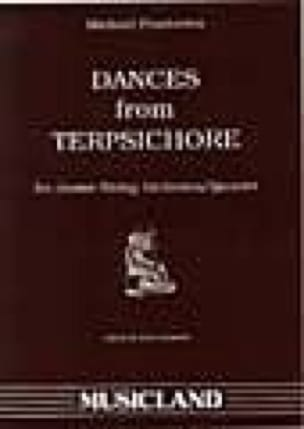 Dances From Terpsichore - Michael Praetorius - laflutedepan.com