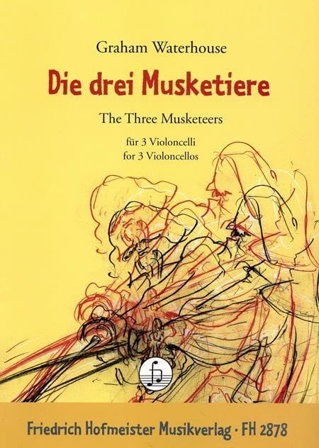 Die drei Musketiere - Graham Waterhouse - Partition - laflutedepan.com