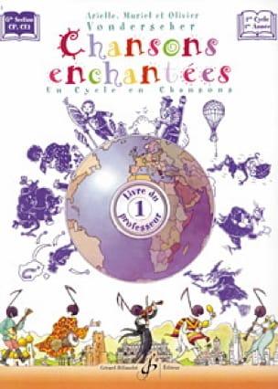Chansons Enchantées Volume 1 - Prof. - laflutedepan.com