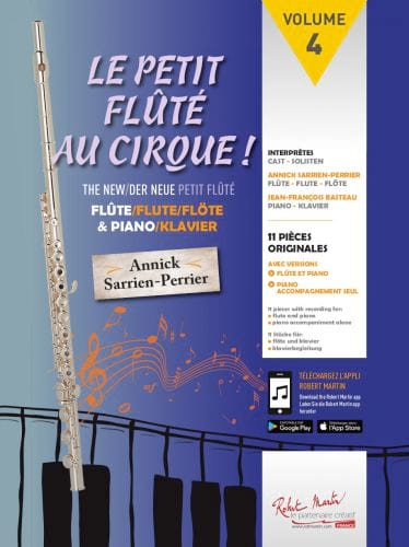 - The Little Flute at the Circus - Partition - di-arezzo.com