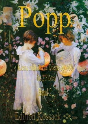 Kleine Melodische Duette Opus 480 Band 2 - laflutedepan.com