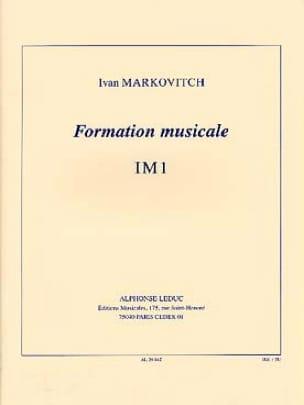 Formation musicale - IM1 - Ivan Markovitch - laflutedepan.com