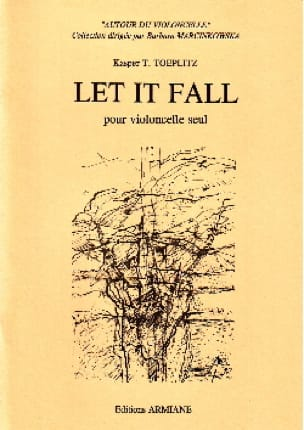 Let it fall - Kasper T. Toeplitz - Partition - laflutedepan.com