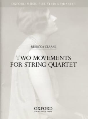 Two Movements for string quartet - Parts + Score - laflutedepan.com