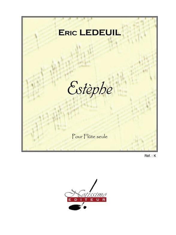 Eric Ledeuil - Estèphe - Partition - di-arezzo.es