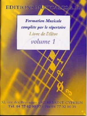 FM complète par le répertoire Volume 1 - laflutedepan.com