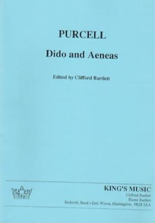 Didon et Enée - PURCELL - Partition - Grand format - laflutedepan.com