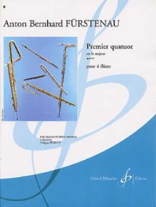 Premier Quatuor en fa majeur op. 88 - laflutedepan.com