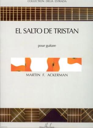 El Salto De Tristan - Martin F. Ackerman - laflutedepan.com