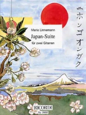 Japan Suite - Maria Linnemann - Partition - laflutedepan.com