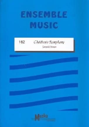 Children's Symphony -Ensemble - Leopold Mozart - laflutedepan.com