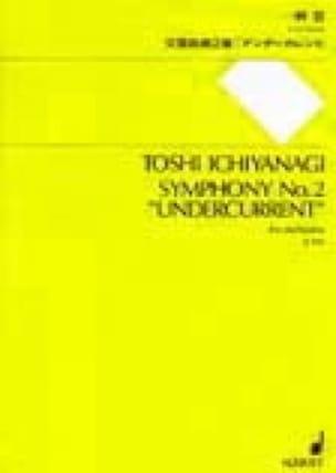 Symphony n° 2 Undercurrent - Toshi Ichiyanagi - laflutedepan.com