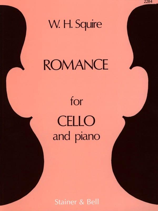Romance - Squire W. H. - Partition - Violoncelle - laflutedepan.com