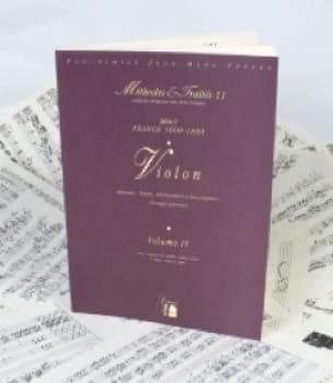 Méthodes et Traités, 11, série 1, Volume 4 - laflutedepan.com