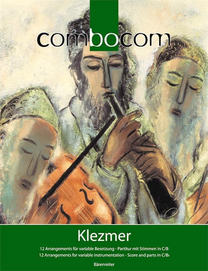 Combocom - Klezmer - Henner Diederich - Partition - laflutedepan.com