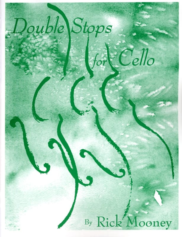 Double Stops for Cello - Rick Mooney - Partition - laflutedepan.com