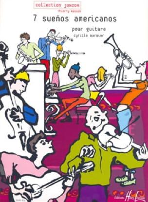7 Suenos Americanos - Cyrille Barbier - Partition - laflutedepan.com