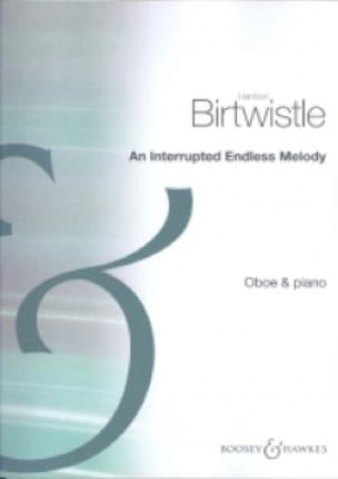 An interrupted endless melody - Harrison Birtwistle - laflutedepan.com