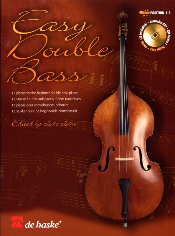 Leire Lode - Easy Double Bass - 13 Piezas - Partition - di-arezzo.es