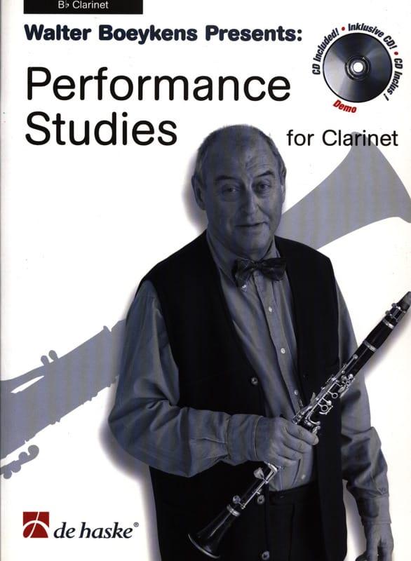 Performance Studies - compositeurs Divers - laflutedepan.com
