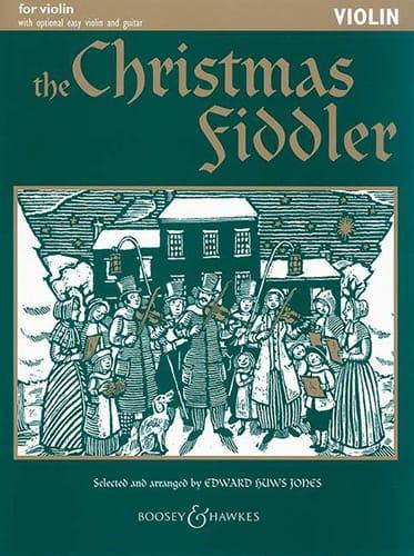 The Christmas Fiddler - Violon - Jones Edward Huws - laflutedepan.com