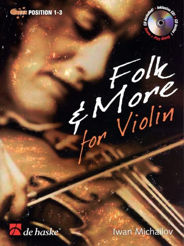 Folk and More for Violon - Iwan Michailov - laflutedepan.com