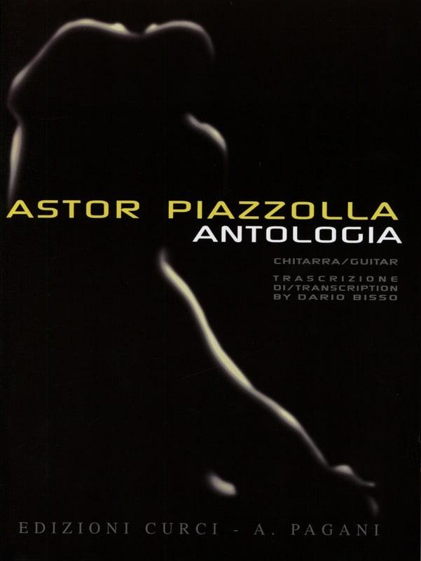 Astor Piazzolla - Anthologia - Chitarra - Partition - di-arezzo.com
