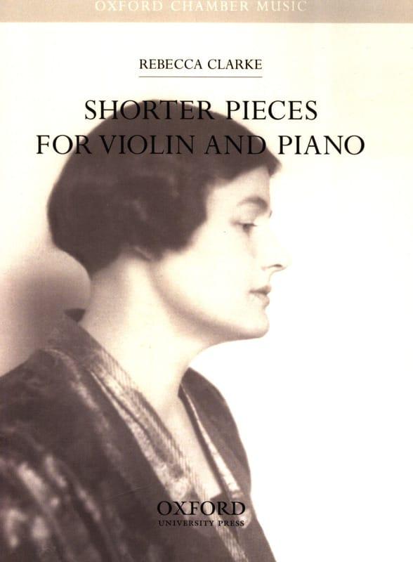 Shorter pieces for violin and piano - laflutedepan.com