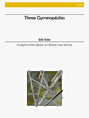 3 Gymnopédies - Flute Choir - SATIE - Partition - laflutedepan.com