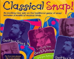 Classical Snap ! - Accessoire - laflutedepan.com