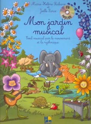 Siciliano Marie-Hélène / Zarco Joëlle - My Musical Garden - Partition - di-arezzo.com