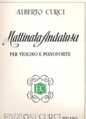 Mattinata Andalusa - Alberto Curci - Partition - laflutedepan.com