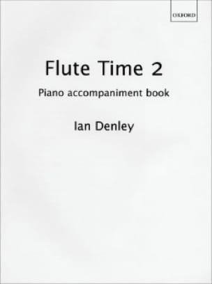 Flute Time - Volume 2 - Piano accompaniment - laflutedepan.com