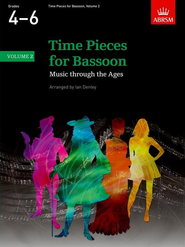 Time pieces for Bassoon - Volume 2 - Partition - laflutedepan.com