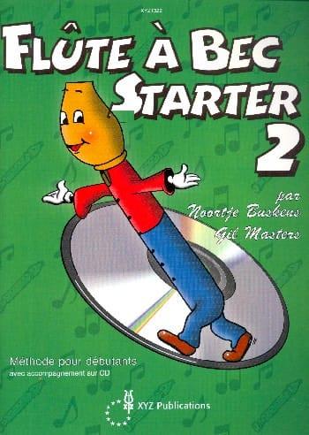 Flûte à bec Starter 2 - laflutedepan.com