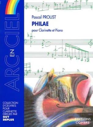 Pascal Proust - Philae - Partition - di-arezzo.com