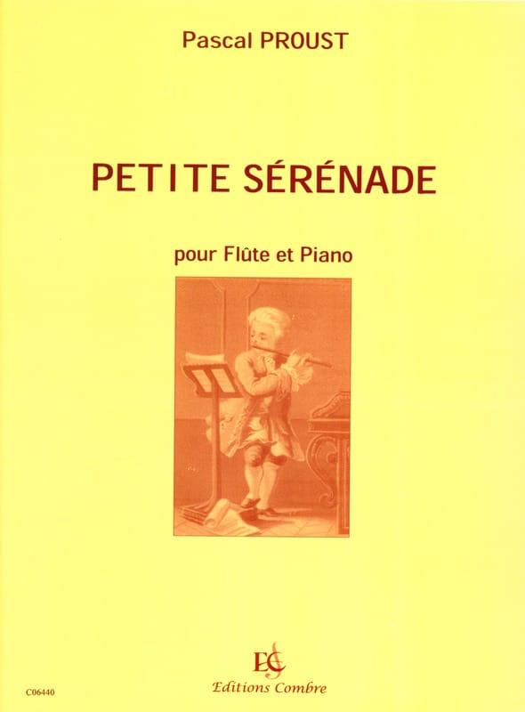 Pascal Proust - Small serenade - Partition - di-arezzo.co.uk