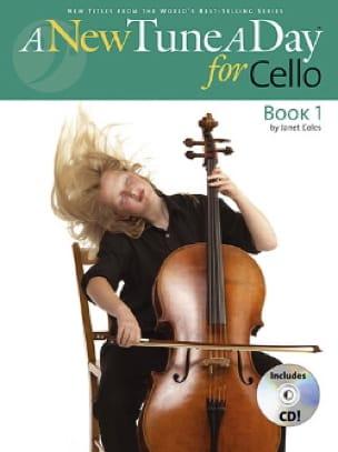 A new tune a day for Cello - Book 1 - Janet Coles - laflutedepan.com