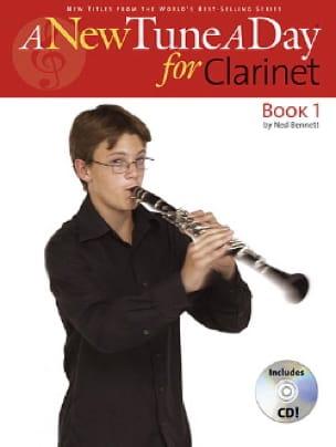 A New Tune a Day, book 1 - Clarinet - Ned Bennett - laflutedepan.com