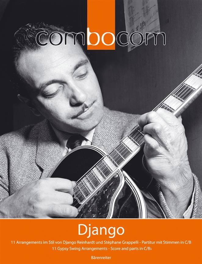 Combocom - Django - Thomas König - Partition - laflutedepan.com