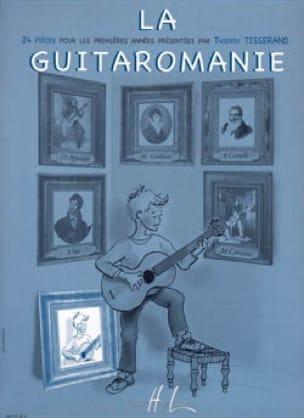 La Guitaromanie - Partition - Guitare - laflutedepan.com