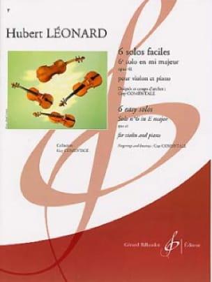 6ème Solo en mi majeur, op. 41 Comentale - laflutedepan.com