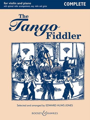 Jones Edward Huws - The Tango Fiddler - Partition - di-arezzo.co.uk