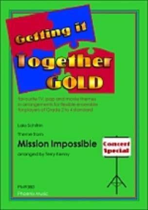 Mission impossible -Ensemble - Lalo Schifrin - laflutedepan.com