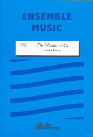 The Wizard of Oz -Ensemble - Arlen / Harburg - laflutedepan.com