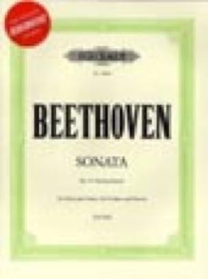 Sonate en Fa Majeur Op.24 Le Printemps - BEETHOVEN - laflutedepan.com